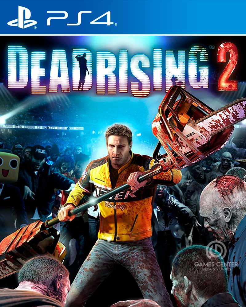 Dead Rising 2 (SELLADO)