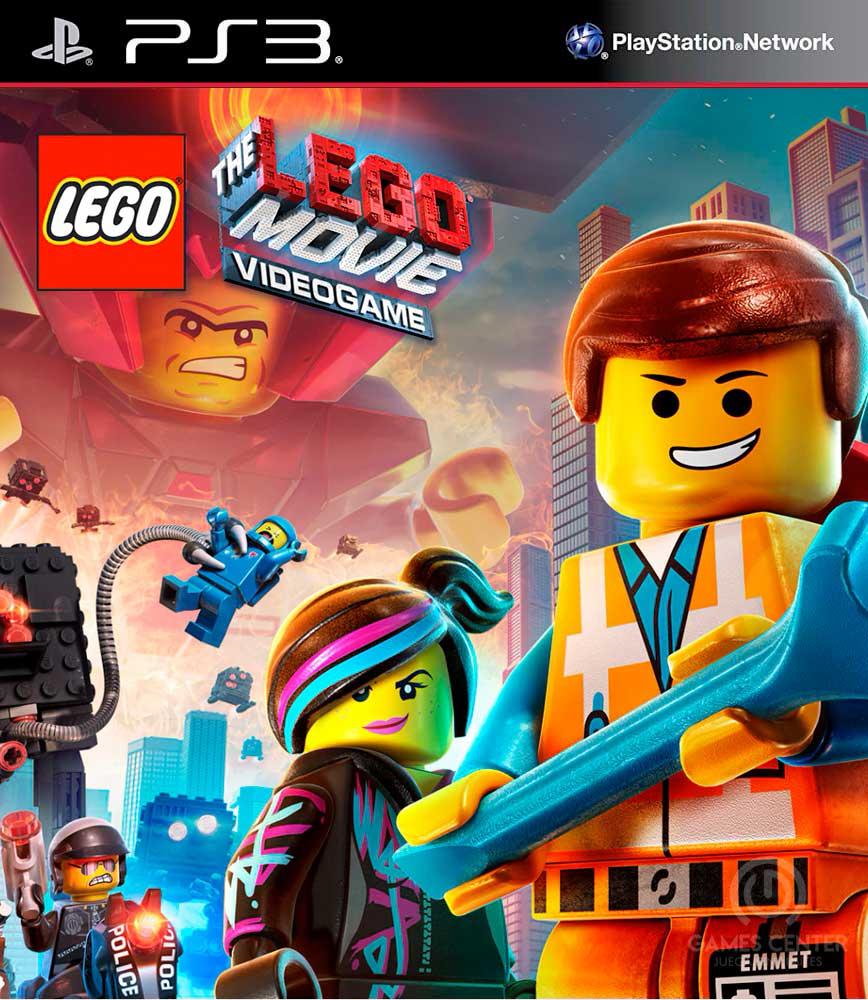 LEGO MOVIE VIDEOGAME (SEMINUEVO)